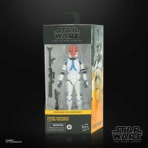 """Star Wars Black Series 6"""" CLONE WARS Ahsoka Loyalist Clone Trooper"""