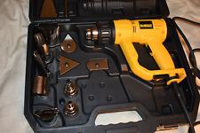 Dewalt Heavy Duty Heat Gun With Lcd Display Amp Kitbox D26960k