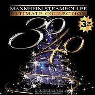 MANNHEIM STEAMROLLER - 30 / 40 - CD - Sealed