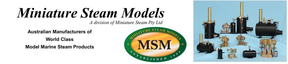 Miniature Steam Models