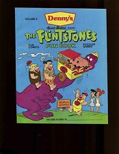 Flintstones Fun Book #2 (Denny's Promo) VF+ Fred Wilma Barney & Betty Rubble
