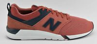 STORE RETURN MENS NEW BALANCE 009 RUNNING SHOES SIZE 14 RED NAVY BLUE MS009RC1