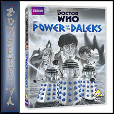 DOCTOR WHO - THE POWER OF THE DALEKS - BBC *BRAND NEW DVD *