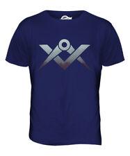 Bosque Brújula Parte Superior el Hombre Camiseta Tee Giftnature 3D