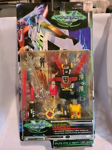 *RARE* 1999 Trendmasters The Third Dimension Galaxy Guard Voltron New Sealed
