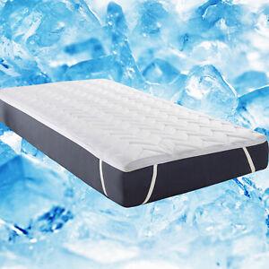 Matratzentopper Top Cool Visko Visco Topper Matratzenauflage Viscoschaum Auflage