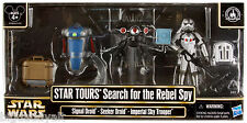New Disney Parks Star Wars Tours Search for the Rebel Spy Collectible Figure Set