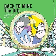 Orb : Back to Mine CD