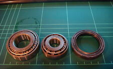 DATSUN 1200 SUNNY B110 KB110 FRONT WHEEL HUB BEARING SET NOS JAPAN