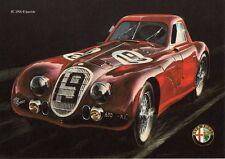 GA37-Stampa-Mini -Poster Alfa Romeo 8C 2900 B Speciale
