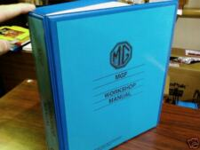 MGF (Factory) Workshop Manual TF 130 VVC 1.8 Service Repair Instruction