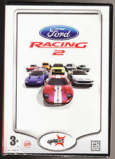 Ford Racing 2-Auto Juego De Carreras-Nuevo Y Sellado Pc Cd Rom-Windows-Raro