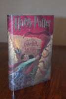 HARRY POTTER CHAMBER OF SECRETS US 1st Edition-Print-State ROWLING New/Unread