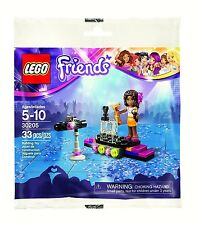 Lot of 10 - Friends LEGO 30205 Pop Star Red Carpet - NEW Sealed Sets - FAST SHIP
