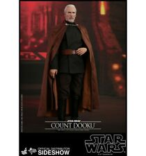 Hot Toys Star Wars Figurine Count Dooku - Episode II Attack of the Clones
