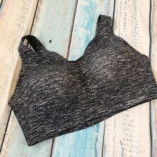 Victoria Sport 38DD F85 bra Gray Polyamide
