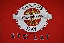 Dyngus Day Buffalo NY Sto Lat Polish Pride T Shirt Medium Easter Lent Festival