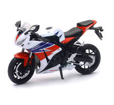 New Ray 1:12 Honda Fireblade CBR 1000 RR Die Cast Toy Model Motorcycle White