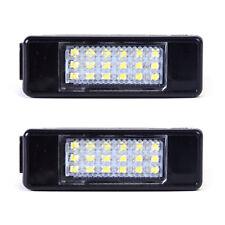 License Plate Light 18 LED Light For Peugeot 106 207 307 308 406 407 Citroen
