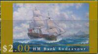 Australia booklet 1995 SG1512 Endeavour MNH