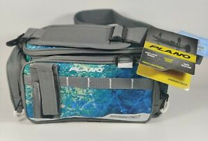NEW PLANO PLAB3598W 3500 WEEKEND SERIES SOFT SIDED FISHING TACKLE BAG MOSSY OAK