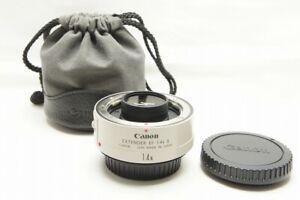 """EXCELLENT"" Canon EXTENDER EF 1.4X II Teleconverter for EOS EF Mount #210702p"