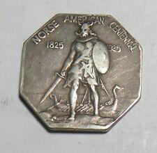 1825 1925 NORSE AMERICAN CENTENNIAL THIN