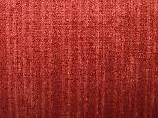 Raspberry Soft Pile Designer Velvet Curtain Upholstery Fabric, diy craft, etc