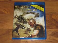 Clash of the Titans (Blu-ray Disc, 2010, 1-Disc Set)