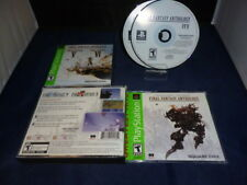 PS1 Final Fantasy Anthology _ per Console Playstation 1 PSX PSONE _ NTSC