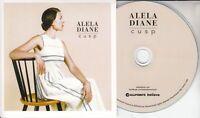 ALELA DIANE Cusp 2018 UK 11-track promo CD