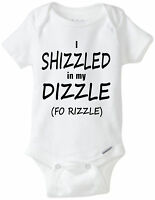 Future President Gerber Onesie Funny Baby Shirt Bodysuit Shower Humor Trump