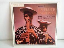LOS CALCHAKIS avec GUILLERMO DE LA ROCA La flute indienne Vol 2 920031