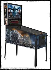 Stern Game of Thrones Premium Pinball Machine Free Shipping New in Box Got