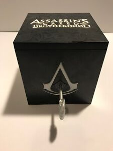 Assassin's Creed Brotherhood HARLEQUIN Jack In The Box w/ Key