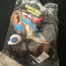 "Rainbow Mothra Official Godzilla Origins Plush 14"" Wingspan Rare New Sealed"