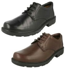 Mens Clarks Lace Up Shoes 'Lair Watch'
