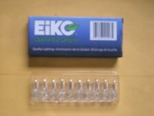 Side Marker Light Bulb-Standard Lamp - Boxed Eiko 194   QTY OF 10 BULBS   ( SB20