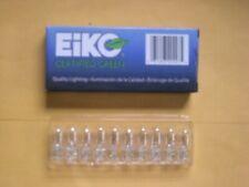 Side Marker Light Bulb-Standard Lamp - Boxed Eiko 194   QTY OF 10 BULBS   ( SB20