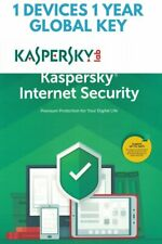 Kaspersky Internet Security 1 PC 1 YEARS GLOBAL KEY