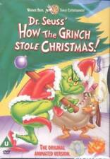 Dr Seuss' How the Grinch Stole Christmas DVD (2001) Chuck Jones