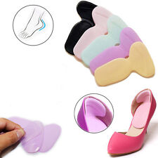 1 Pair Foot Care Protector High Heel Shoe Liner Grip Back Insole Cushion Pad