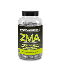 ZMA 90 CAPS 820mg AMERICAN NUTRITION PRO-HORMONAL