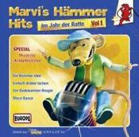 """MARVI HÄMMER """"01/MARVIS HÄMMER HITS VOL. 1"""" CD NEU"""