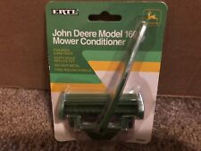 VINTAGE ERTL JOHN DEERE MODEL 1600 MOWER CONDITIONER 1/64 1992 NEW FREE SHIPPING