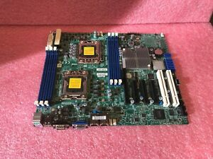 *TESTED* Supermicro X8DTL-i Xeon LGA1366 DDR3 ATX Server Motherboard