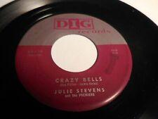 """Julie Stevens/Premiers-""""Crazy Bells"""" Dig 115 VG++"""