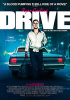 Drive Ryan Gosling Giant Poster - A0 A1 A2 A3 A4 Sizes Available