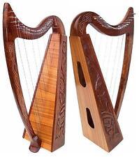 22 Strings DEURA Celtic Irish  Harp Lap FOLK DH-786 BRAND NEW FREE SHIPPING