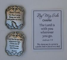 s Keep me safe guide way missionary traveler BY MY SIDE pocket token charm ganz